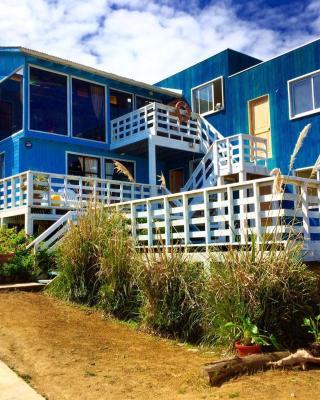 Pichilemu Hostel Surfers View