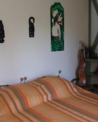 Maison d'Hôtes Afrika du Queyroux