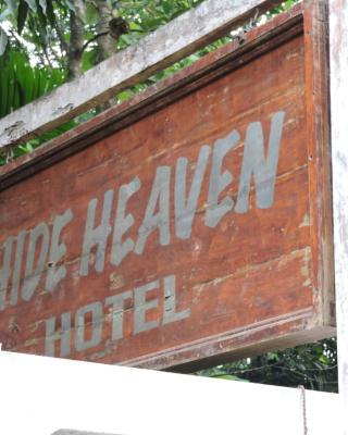 The Hide Heaven Hotel