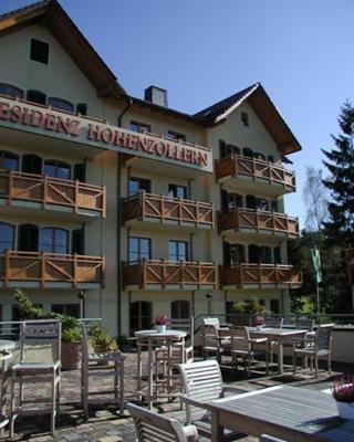 Sonnenhotel Residenz Hohenzollern