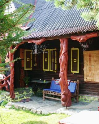 Romantická drevenica