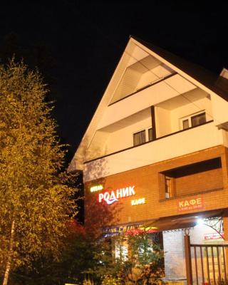 All-season Resort hotel Rodnik