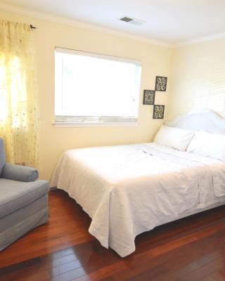 [3D] Cozy Private Bedroom with Work Desk near SFO