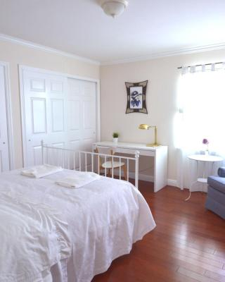 [3B] Large Private Room with Shared Bath near SFO
