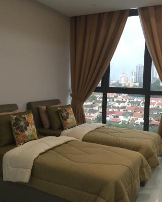 Atria Sofo Deluxe Suite Damansara