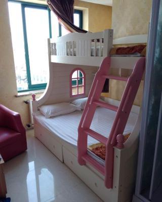 Qingdao Zhan Qiao Time Holiday Apartment
