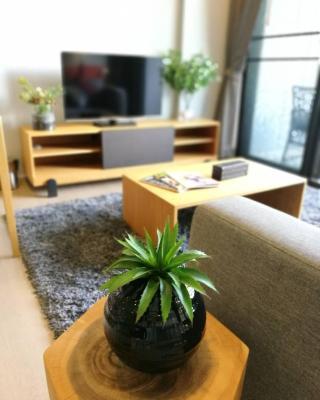Zen Living at 23 Degree Condo