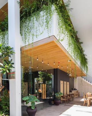 Condotel Babylon Garden