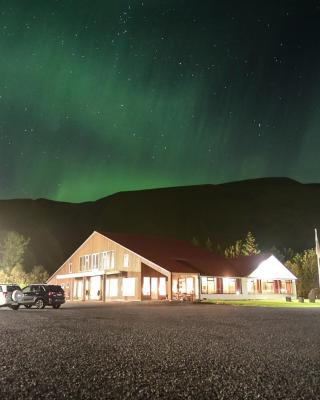 Hotel Katla Hofdabrekka