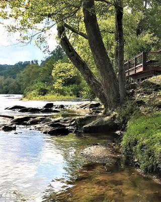 Laurel Bush Riverfront Cabin 1