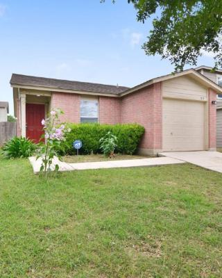 House near Lackland Air Force Base