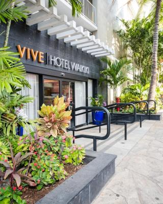 VIVE Hotel Waikiki