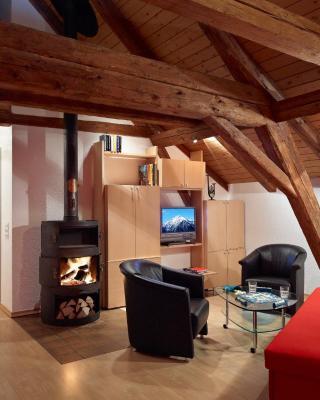 Eden Apartments Spiez