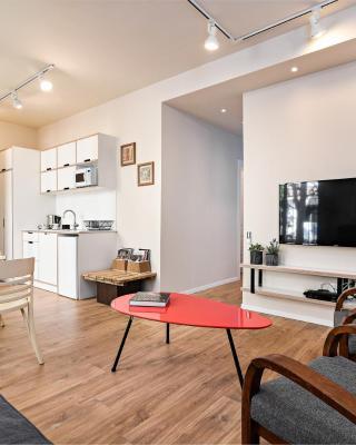 Hanasi 129 - Boutique Apartments