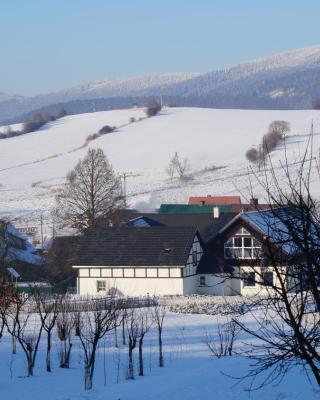 Dom pod lawendowym polem