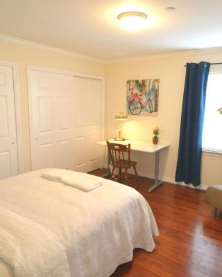 [2B] Large Private Room with Shared Bath near SFO