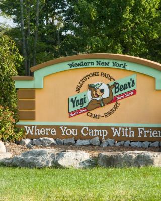 Campground Yogi Bear's Jellystone Park™, North Java, NY