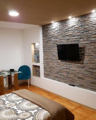 Woodstone apartment