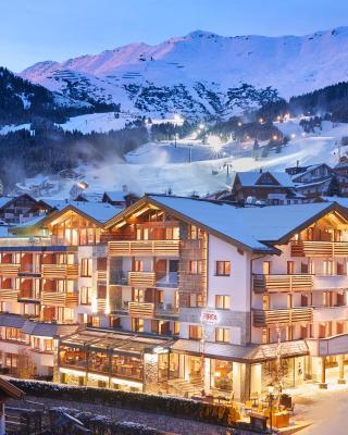 Hotel Tirol Fiss