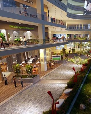 Amerin Mall & Residence by Vivian