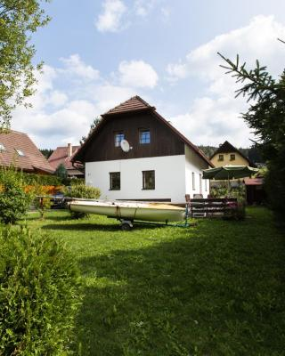 Lipno Family Cottage