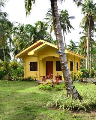 Buko Yellow House with Big Garden
