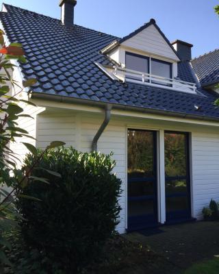 Kleine Wohnung mit Terrasse