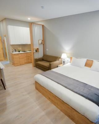 Residence Studio Bakuriani - The Valley Resort