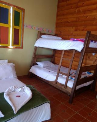 Hotel Rural Granja Agroecoturistica Santa Barbara