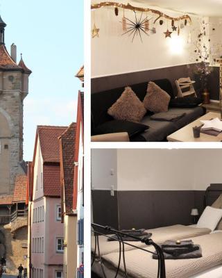 Ferienwohnung Muss - Rothenburg
