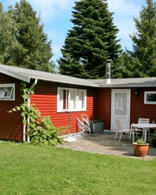 Three-Bedroom Holiday home in Jægerspris 2
