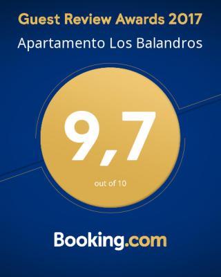 Apartamento Los Balandros