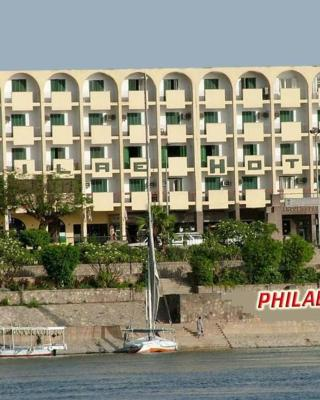 フィラエ ホテル アスワン