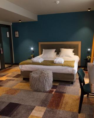 Hotel The Originals des Sources Nevers Nord