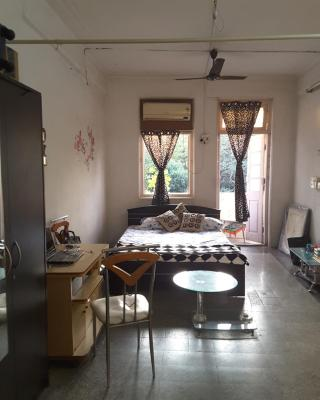1 Private Ac Bed Room + Kitchen + Wi Fi