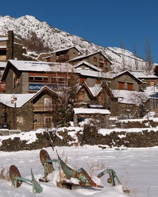 Aparthotel Spa Areu