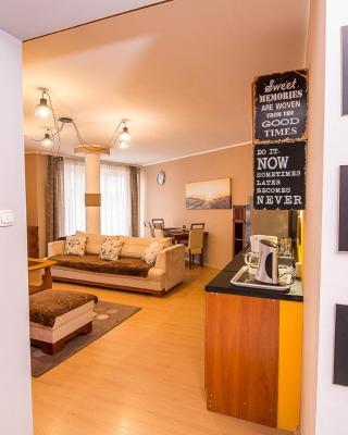 Apartement DeLux Port&Plaza