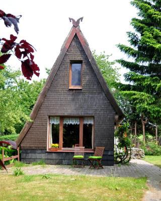 Finnhütte von Mai bis September