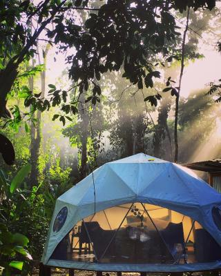 Faith Glamping Dome Costa Rica
