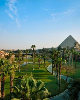 Marriott Mena House, Cairo