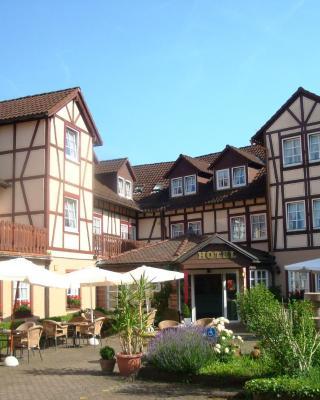 Hotel Burg-Mühle