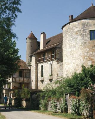 Côté-Serein - Chambres de la Tour Cachée