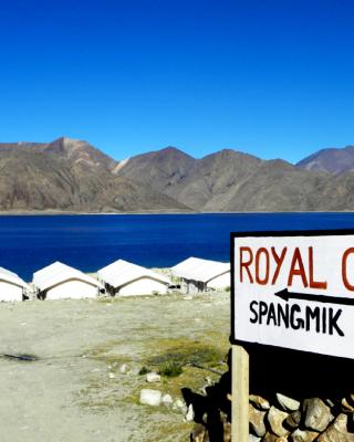 Royal Camp - Pangong