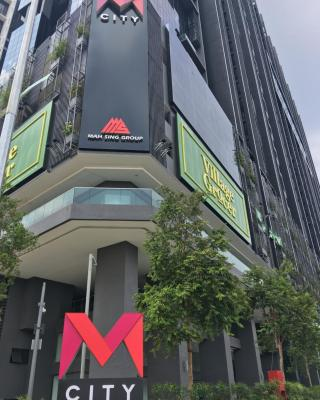 M City Residential Suites - Near City Centre
