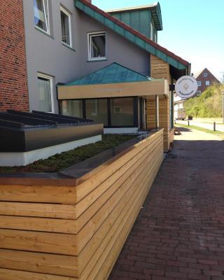 Feine Küsten - Kantine & Apartmenthaus ForkenHannes