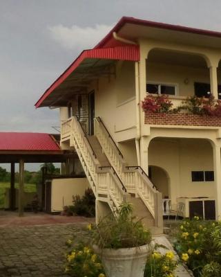 Huize Sherida in Nickerie