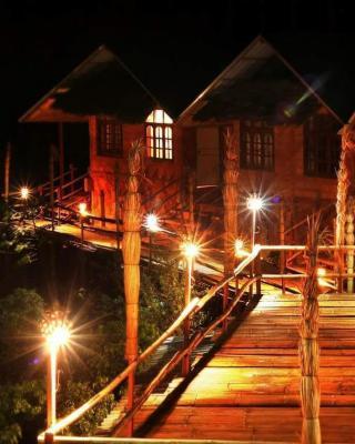 Akha Mud House Mae Salong