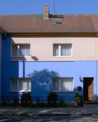 Ferienwohnung Blaues Haus