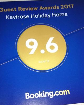 Kavirose Holiday Home