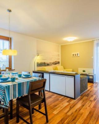 Apartamenty NCNK Willa Turkusowa
